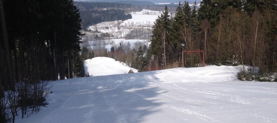 Skihang am Steinberg