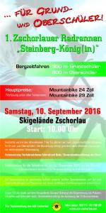 Flyer Radrennen